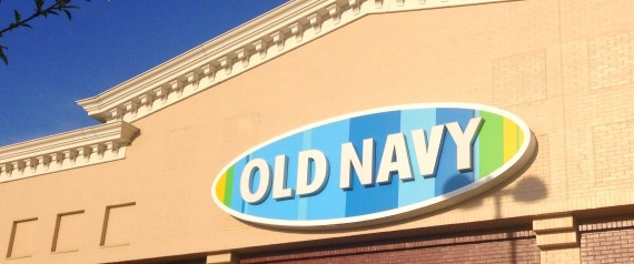 Does old navy sell plus size clothes in the store    Clothing
