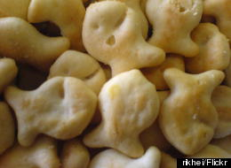 Have We Been Eating Goldfish Crackers Wrong This Whole Time?