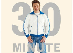 Jamie oliver s 30 minute meals is fastest selling nonfiction book