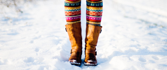 WINTER BOOTS WOMAN