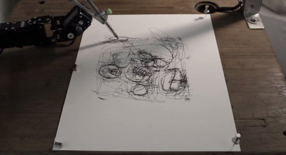 Meet The Automated Sketch Bot That Creates Art Just Like We Do