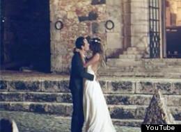 Marc Anthony y Shannon de Lima ya son marido y mujer