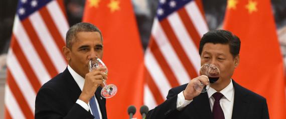 CHINE ETATS UNIS CLIMAT