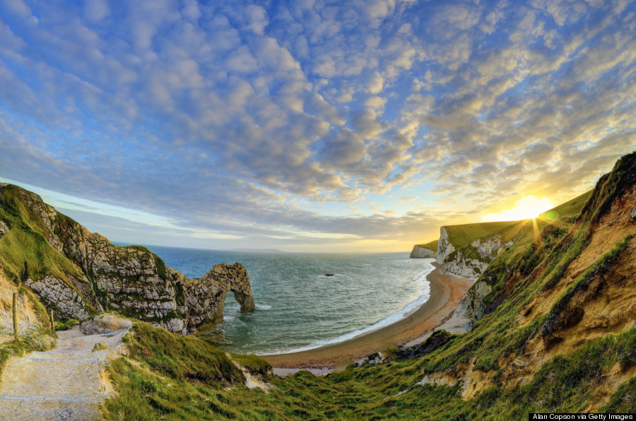The Jurassic Coast Is Quite Possibly The Most Beautiful Place In ...