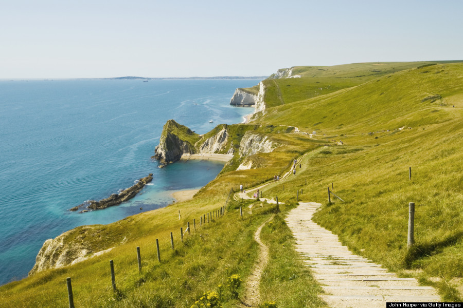 The Jurassic Coast Is Quite Possibly The Most Beautiful Place In England With A Prehistoric