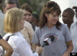 Sarah Palin Visits Haiti: Fox News' Greta Van Susteren Attends Franklin Graham Meeting