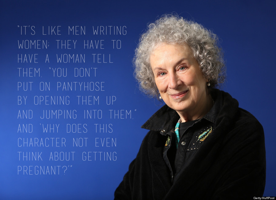 it has been said that atwood Margaret atwood: 'when did it become the norm to but there's plus things to be said on each side and atwood has been criticised for a recent.