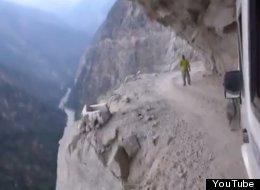 Esta carretera que atraviesa el Himalaya te dejará boquiabierto