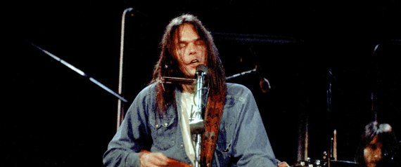 neil young heart of gold chords