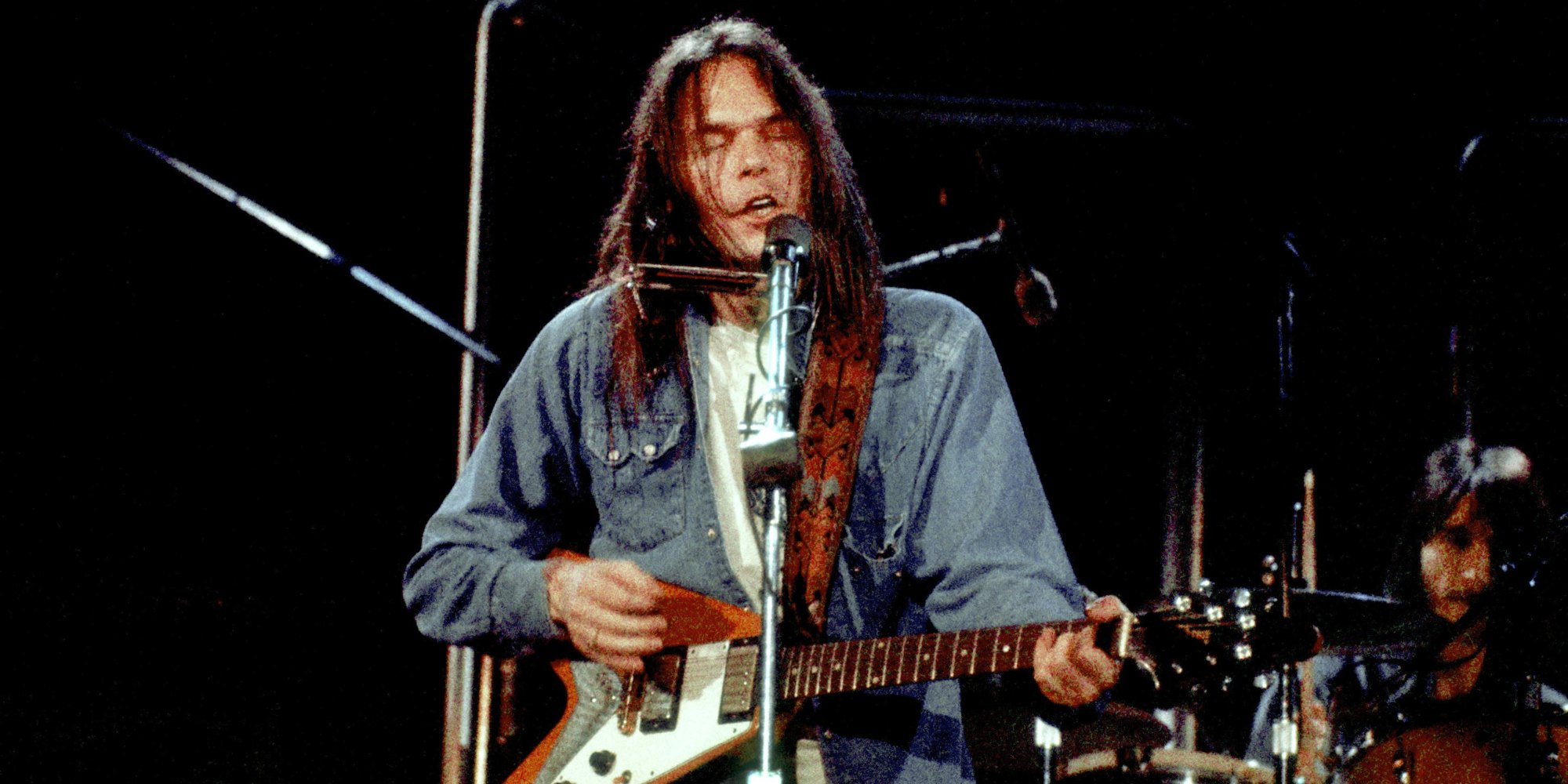 neil young old man
