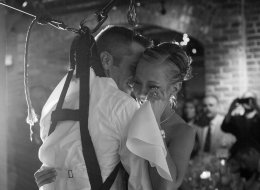 Groom, Paralyzed In An Accident, Surprises Bride With Wedding Dance