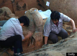 Chinese Archaeologists