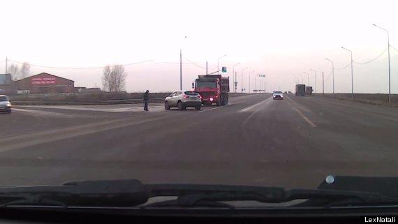 russia truck crash