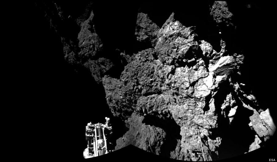 philae rosetta comete