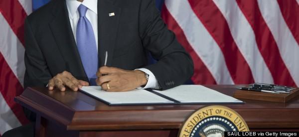 executive order obama
