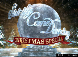 'Strictly Christmas Special' Line-Up Revealed