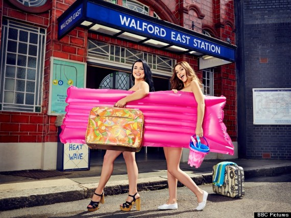 Kids Calendar Shoot : 'eastenders nude calendar on sale for bbc children in
