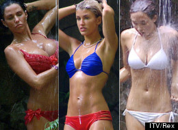 50 Best 'I'm A Celeb' Bikini Moments