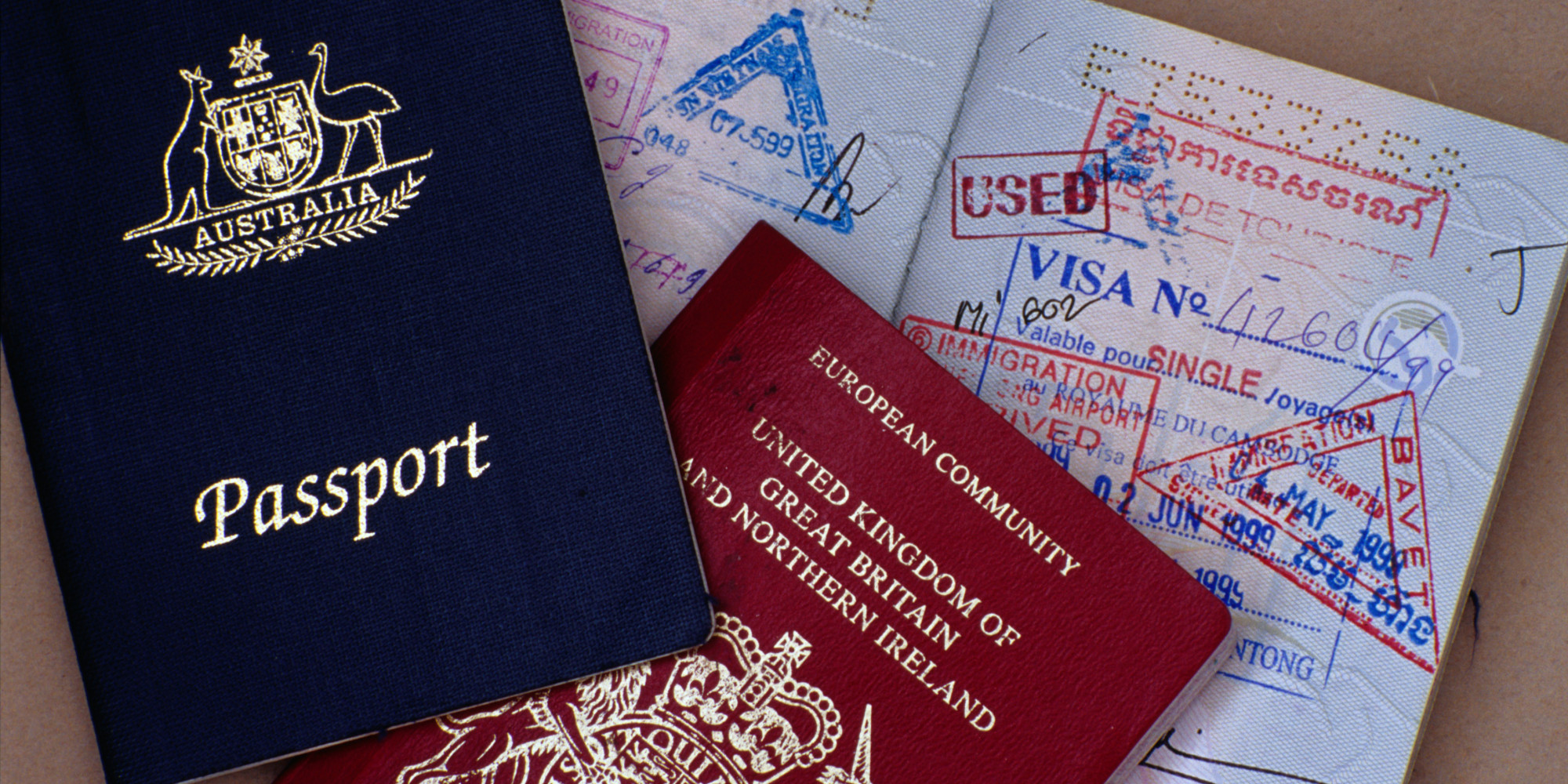 Why We Should Allow Free Movement Between The Uk And Australia Huffpost Uk  Here's How To Get A Passport