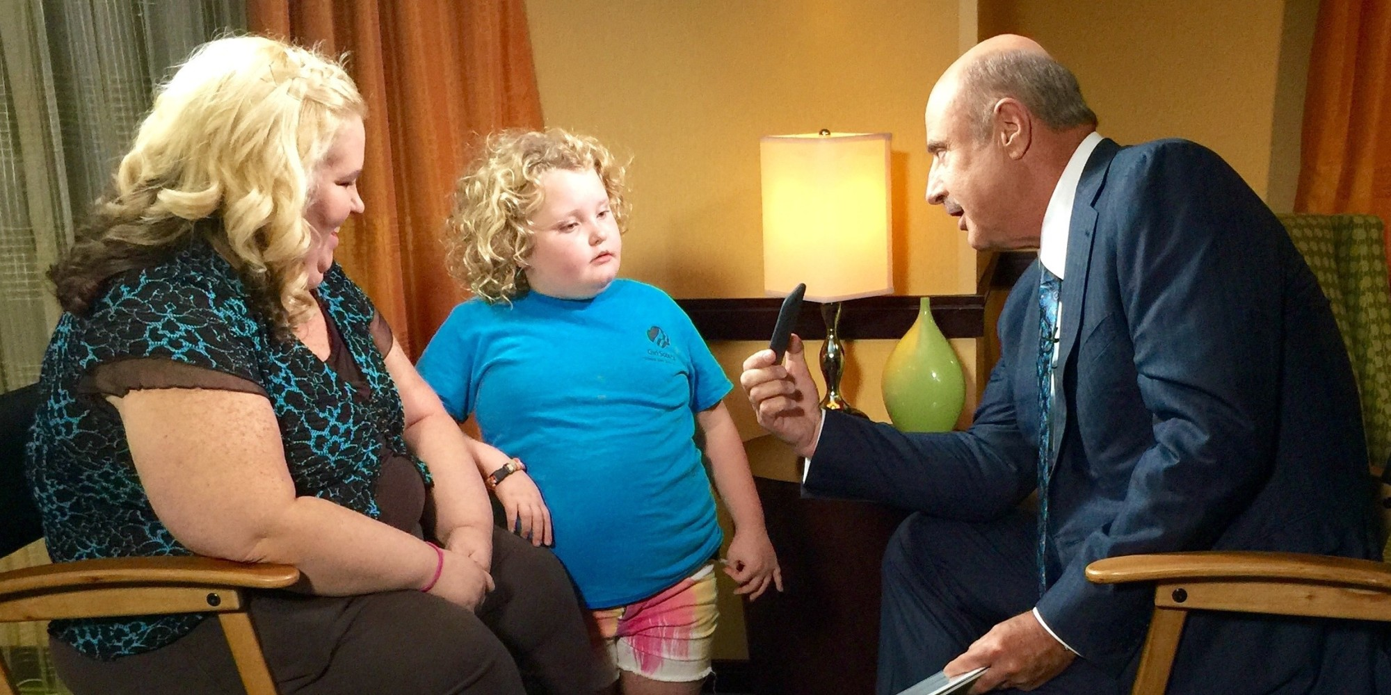 The here comes honey boo boo scandal mama june speaks out video