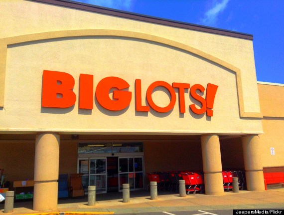 big lots. 15 Stores That Will Open On Thanksgiving   The Huffington Post