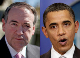 Mike Huckabee Obama