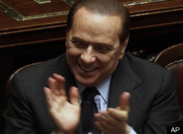 Berlusconi No Confidence