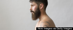 TATTOO MAN BEARD