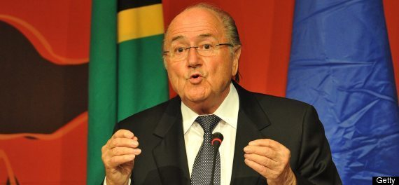 Sepp Blatter Gay Rights Groups