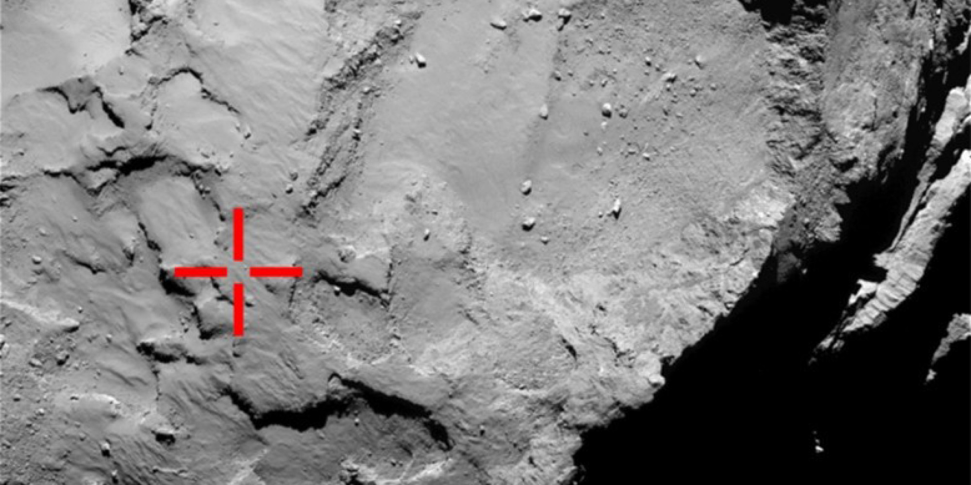 stable on philae comet lander - photo #8
