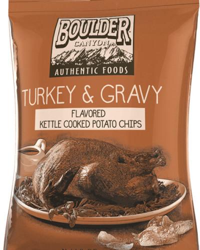 turkey and gravy chip