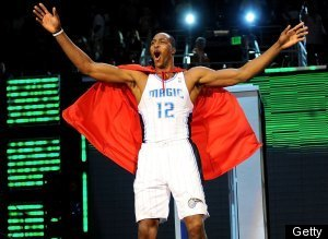 Dwight Howard Dunk Contest