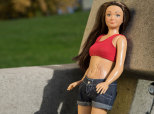 You'll Be Able To Add Cellulite And Stretch Marks To Your 'Normal Barbie'
