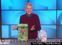 Ellen Found Some Seriously Strange Children's Toys, And We Can't Stop Laughing