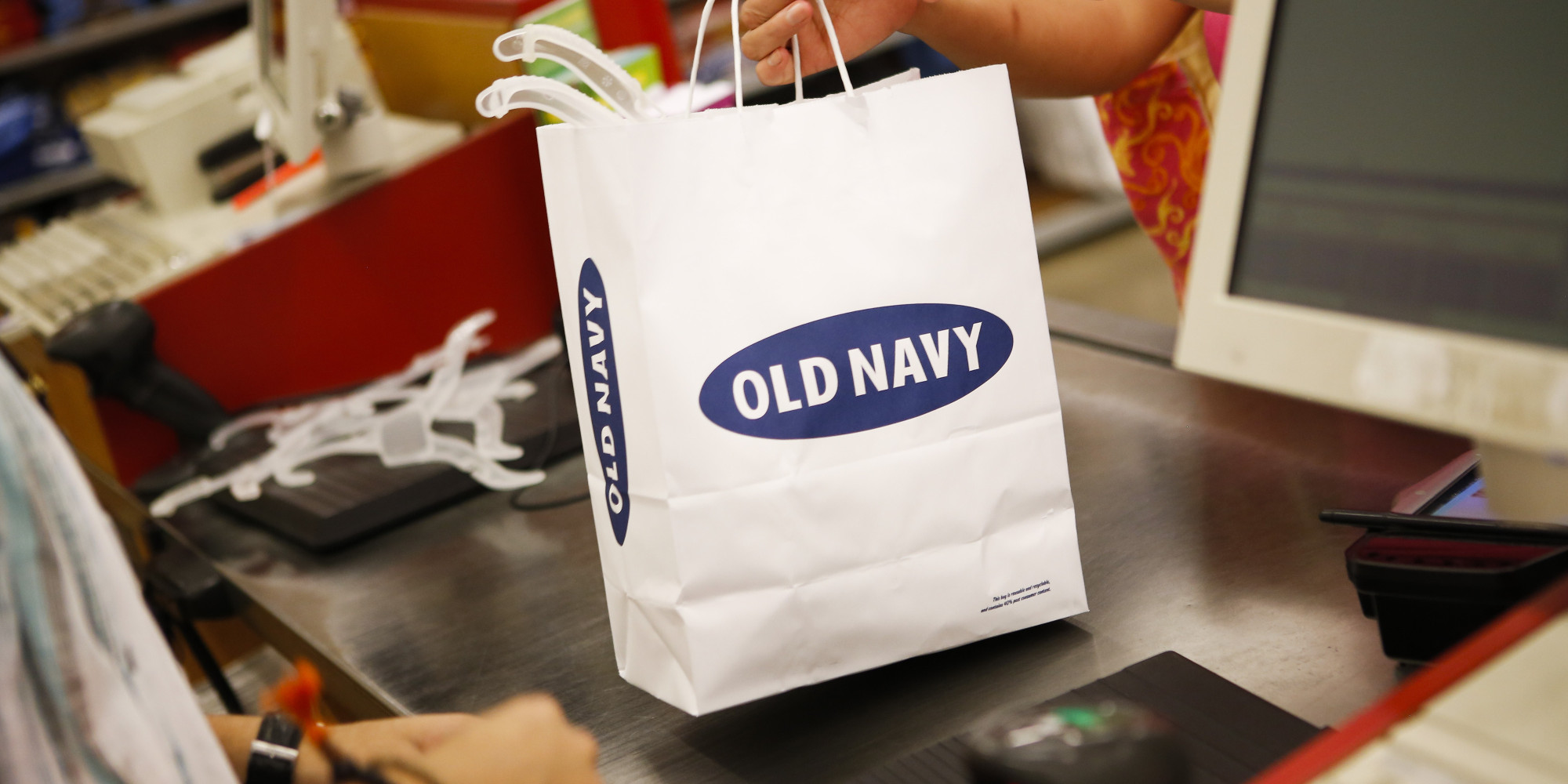 You Could Become A Millionaire If You Visit Old Navy On