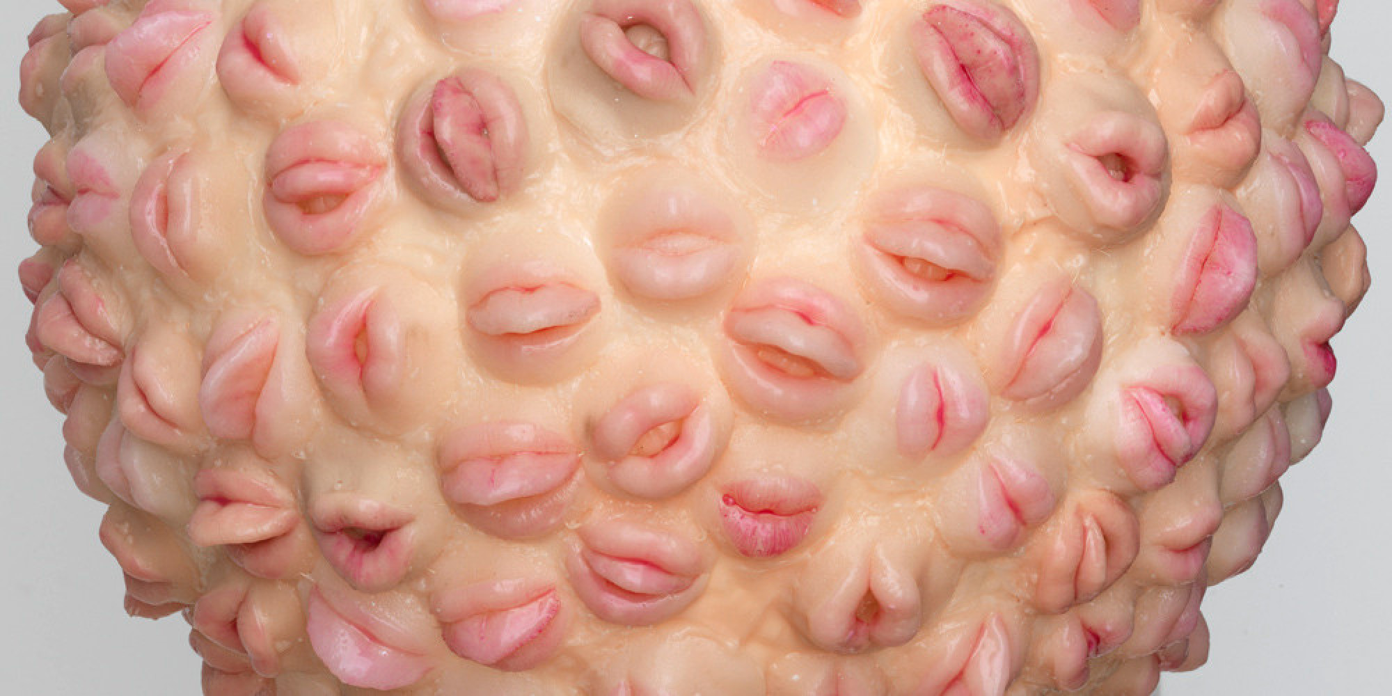 Grotesque Sculptures Combine Girlhood Nostalgia And Sexuality In