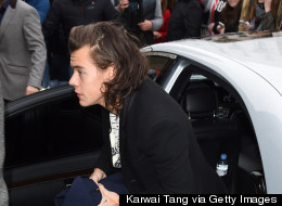 Stars Arrive To Record Band Aid 30