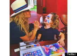 Mira cómo Paulina festejó el cumple de su hijo y su divorcio