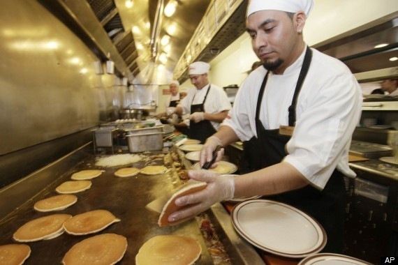 Entrepreneur's Space: NYC Kitchen-For-Rent Helps Unemployed Create