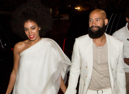 Solange Knowles Is Married!