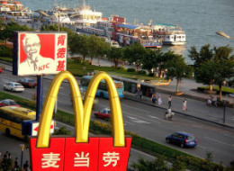 Mcdonalds China Expansion