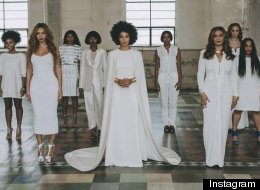 Beyonce Shares Photos From Solange Knowles' Stunning Wedding