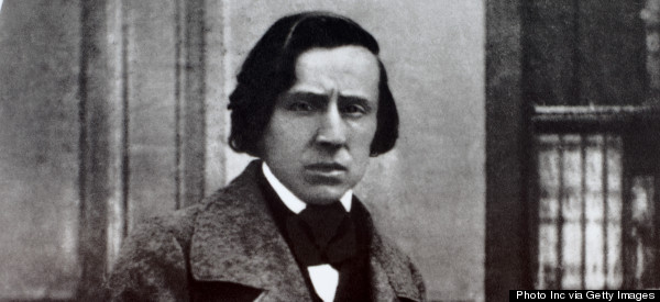 A Team Secretly Exhumed Composer Chopin's Heart In Poland