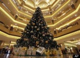 Emirates Christmas Tree