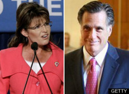 Palin Romney Tax Cut Deal