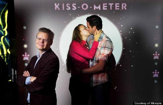 kiss o meter