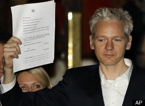 Julian Assange Released