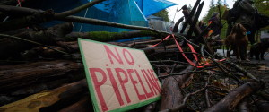 Kinder Morgan Protest Burnaby