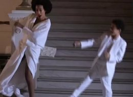 Solange And Son Julez Bust Some Sweet Moves At Her Wedding