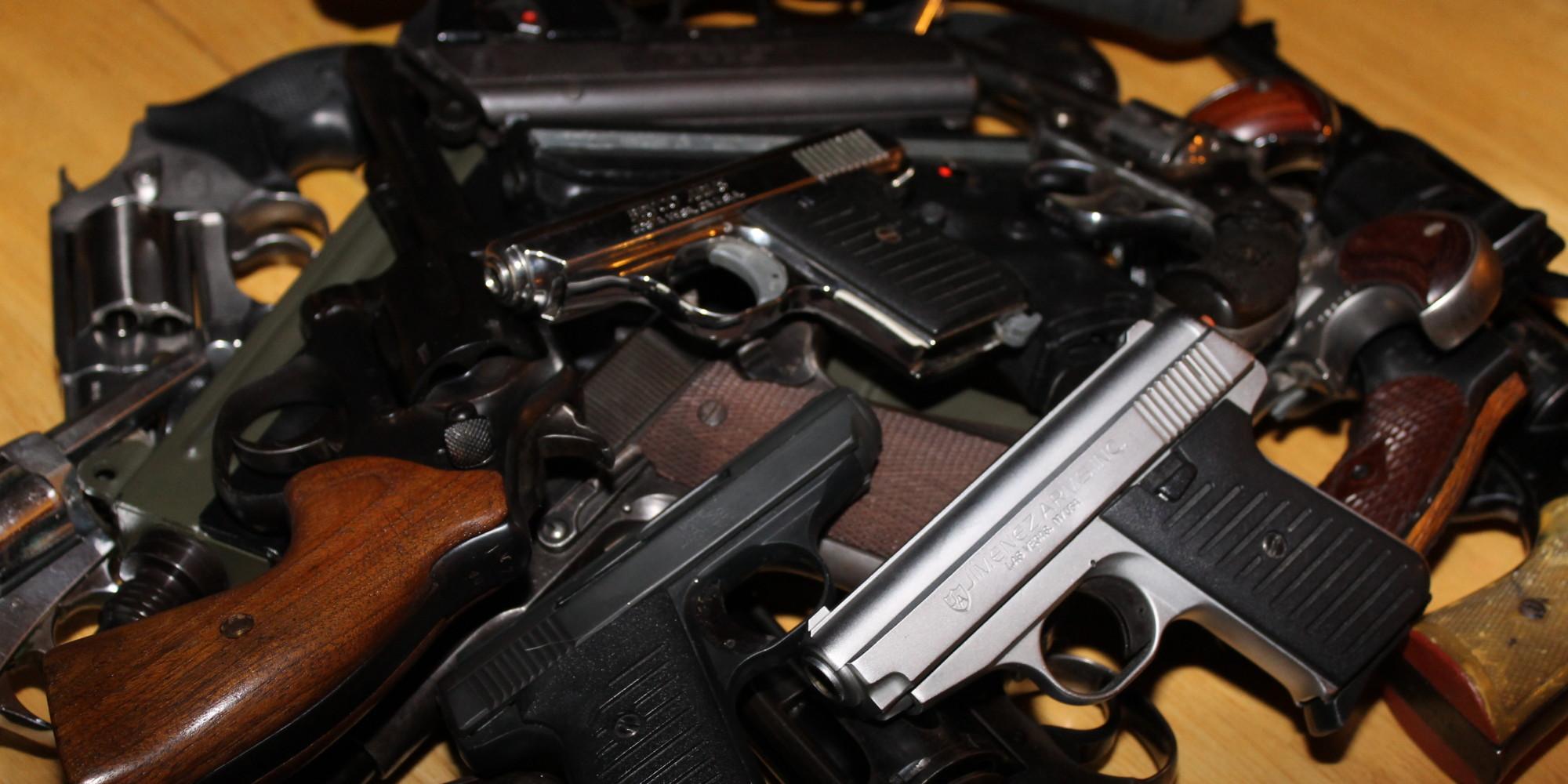 Celebrity gun owners